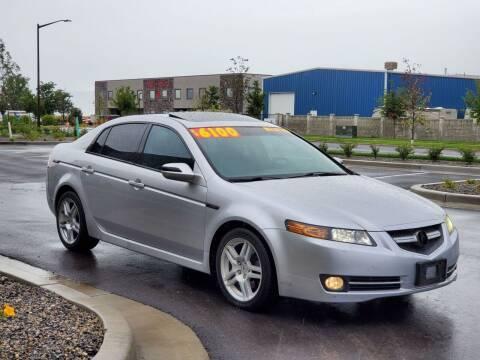 2008 Acura TL for sale at FRESH TREAD AUTO LLC in Springville UT