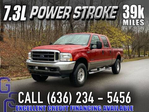 2003 Ford F-250 Super Duty for sale at Gateway Car Connection in Eureka MO