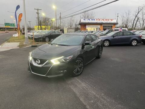2017 Nissan Maxima for sale at CARMART Of New Castle in New Castle DE