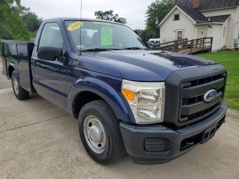 2011 Ford F-250 Super Duty for sale at Kachar's Used Cars Inc in Monroe MI