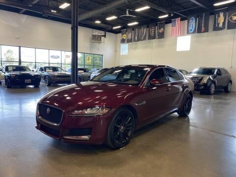 2017 Jaguar XF for sale at CarNova in Sterling Heights MI