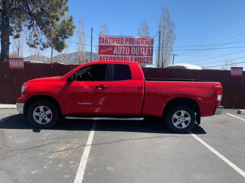 2012 Toyota Tundra for sale at Flagstaff Auto Outlet in Flagstaff AZ
