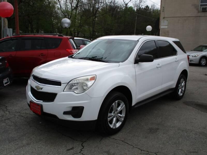 2012 Chevrolet Equinox for sale at Bill Leggett Automotive, Inc. in Columbus OH