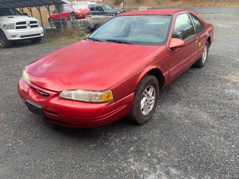 1997 Ford Thunderbird for sale at CARLSON'S USED CARS in Troy ID