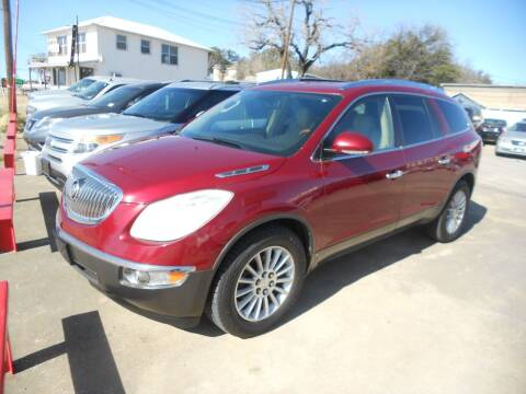 2009 Buick Enclave for sale at Car Depot in Fort Worth TX