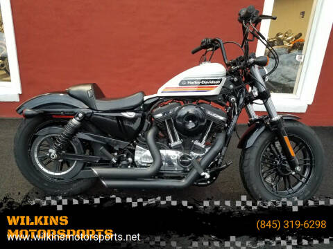 2019 Harley-Davidson Sportster Forty-Eight for sale at WILKINS MOTORSPORTS in Brewster NY