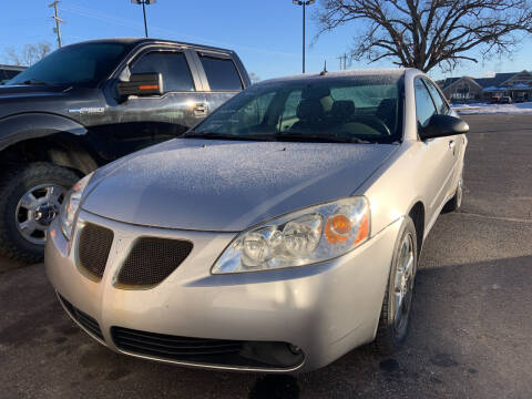 2005 Pontiac G6 for sale at Blake Hollenbeck Auto Sales in Greenville MI