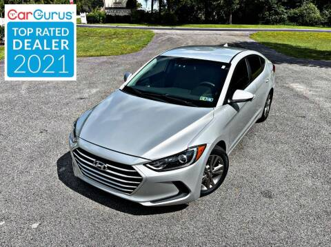 2017 Hyundai Elantra for sale at Brothers Auto Sales of Conway in Conway SC