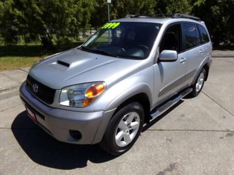 2004 Toyota RAV4 for sale at Signature Auto Sales in Bremerton WA