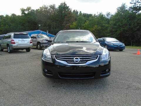 2012 Nissan Altima for sale at Michigan Auto Sales in Kalamazoo MI