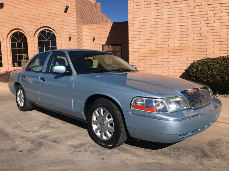 2003 Mercury Grand Marquis for sale at Freedom  Automotive in Sierra Vista AZ