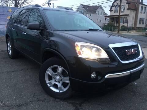 2012 GMC Acadia for sale at Illinois Auto Sales in Paterson NJ