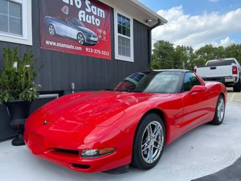 1998 Chevrolet Corvette for sale at Euro Auto in Overland Park KS
