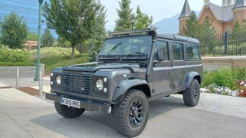 1993 Land Rover Defender for sale at Classic Car Deals in Cadillac MI