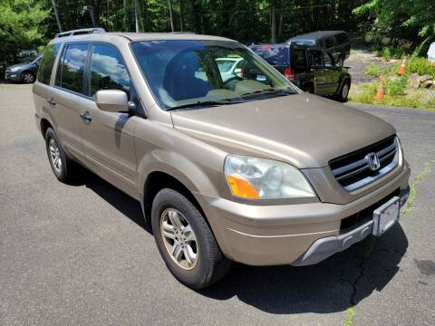 2005 Honda Pilot for sale at Ramsey Corp. in West Milford NJ