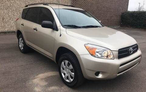 2008 Toyota RAV4 for sale at CarWay in Memphis TN