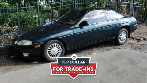 1992 Lexus SC 300 for sale at NORCROSS MOTORSPORTS in Norcross GA