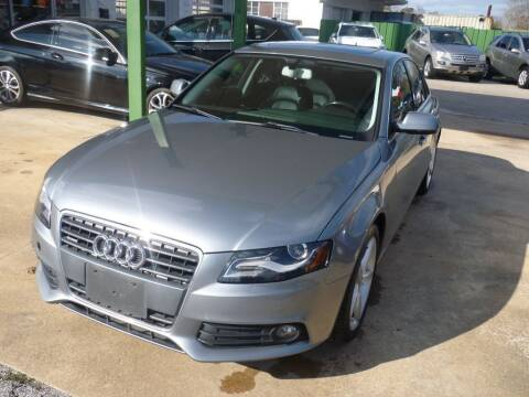 2010 Audi A4 for sale at Auto Outlet Inc. in Houston TX