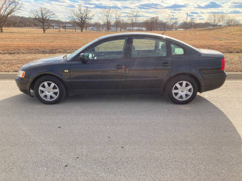 1999 Volkswagen Passat for sale at Rustys Auto Sales - Rusty's Auto Sales in Platte City MO