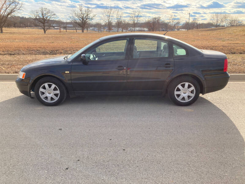 1999 Volkswagen Passat for sale at Rustys Auto Sales - Rusty's Auto Sales in Platte City MO
