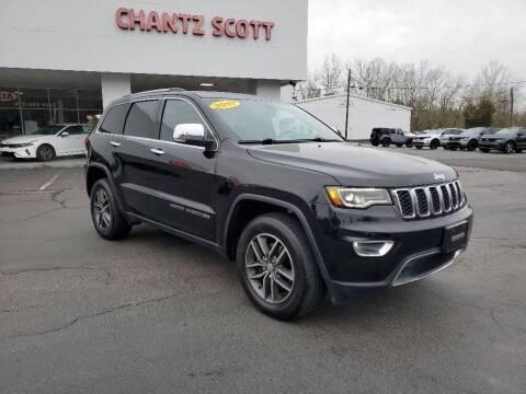 2017 Jeep Grand Cherokee for sale at Chantz Scott Kia in Kingsport TN
