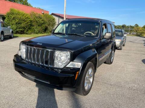 2008 Jeep Liberty for sale at Best Buy Auto Sales in Murphysboro IL
