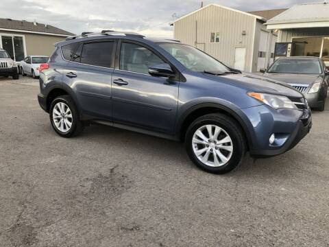 2013 Toyota RAV4 for sale at Mikes Auto Inc in Grand Junction CO