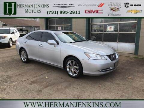 2007 Lexus ES 350 for sale at Herman Jenkins Used Cars in Union City TN