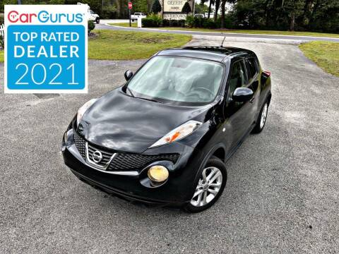 2014 Nissan JUKE for sale at Brothers Auto Sales of Conway in Conway SC