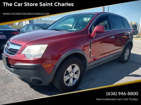 2008 Saturn Vue for sale at The Car Store Saint Charles in Saint Charles MO
