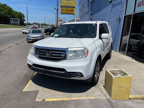 2013 Honda Pilot for sale at Ideal Cars in Hamilton OH