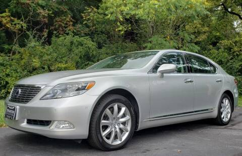 2008 Lexus LS 600h L for sale at The Motor Collection in Columbus OH