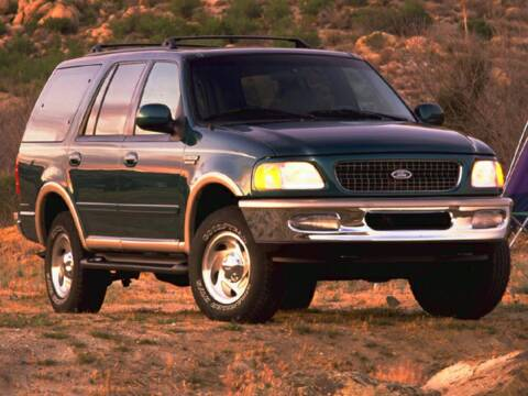 1999 Ford Expedition for sale at St. Croix Classics in Lakeland MN
