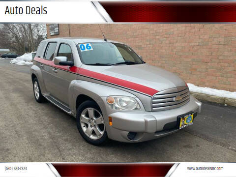 2006 Chevrolet HHR for sale at Auto Deals in Roselle IL