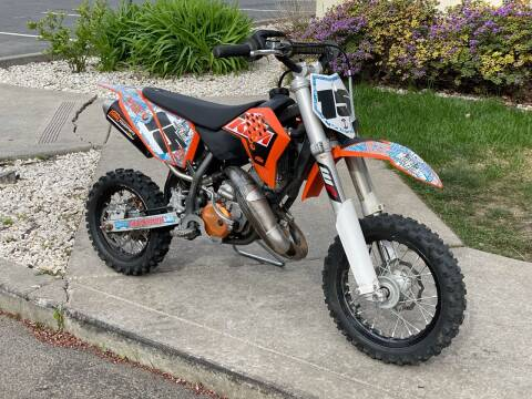 2015 KTM 50 SX for sale at Harper Motorsports-Powersports in Post Falls ID