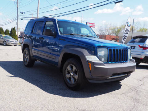 2010 Jeep Liberty for sale at East Providence Auto Sales in East Providence RI