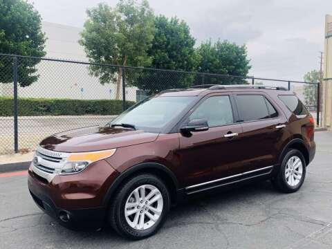 2012 Ford Explorer for sale at CARLIFORNIA AUTO WHOLESALE in San Bernardino CA