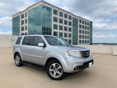 2012 Honda Pilot for sale at SIGNATURE Sales & Consignment in Austin TX