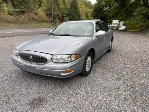 2005 Buick LeSabre for sale at JM Auto Sales in Shenandoah PA