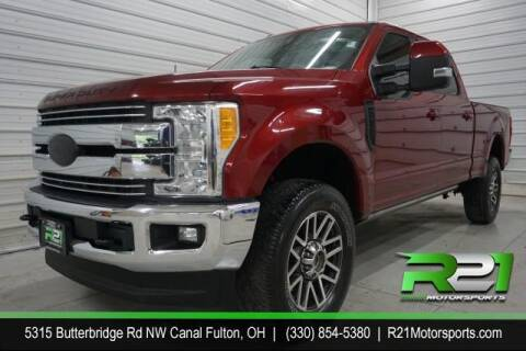 2017 Ford F-250 Super Duty for sale at Route 21 Auto Sales in Canal Fulton OH