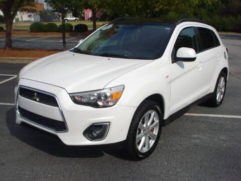 2013 Mitsubishi Outlander Sport for sale at Uniworld Auto Sales LLC. in Greensboro NC