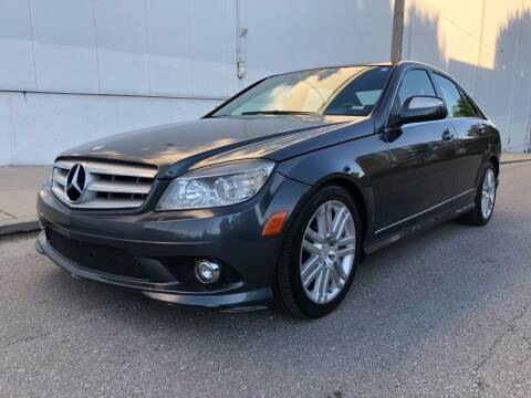 2009 Mercedes-Benz C-Class for sale at WALDO MOTORS in Kansas City MO