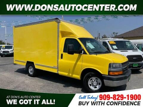 2014 Chevrolet Express Cutaway for sale at Dons Auto Center in Fontana CA
