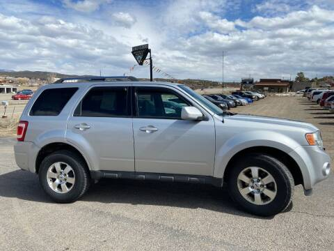 2012 Ford Escape for sale at Skyway Auto INC in Durango CO