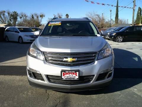 2015 Chevrolet Traverse for sale at Empire Auto Sales in Modesto CA