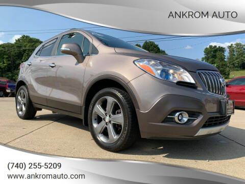 2014 Buick Encore for sale at Ankrom Auto in Cambridge OH