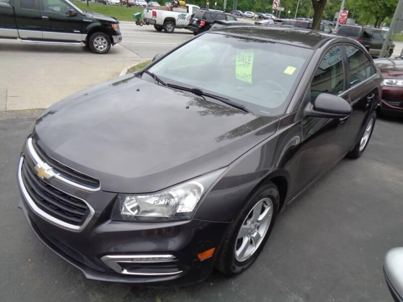 2016 Chevrolet Cruze Limited for sale at Aspen Auto Sales in Wayne MI