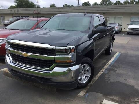 2018 Chevrolet Silverado 1500 for sale at Wholesale Auto Plus, LLP. in Montgomery AL