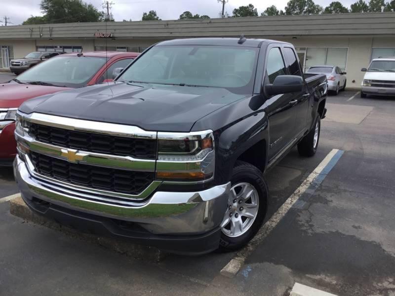 2018 Chevrolet Silverado 1500 for sale at Wholesale Auto Plus, LLP. in Montgomery AL