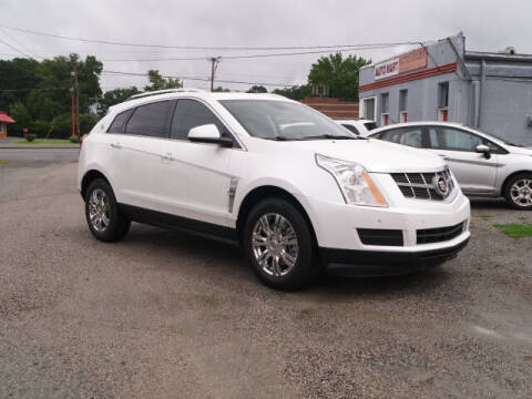 2011 Cadillac SRX for sale at Auto Mart in Kannapolis NC